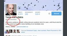 """Varoufakis démissionne : """"Ministre des Finances plus jamais"""", son courage salué en France"""
