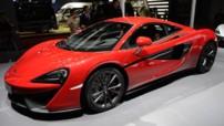 McLaren 540C Salon Shanghai 2015