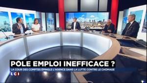 """Pôle emploi jugé inefficace : """"Le système est grippé"""""""