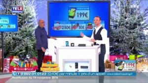 Téléshopping - samedi du 10 décembre 2016