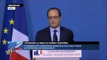 Budget 2015 : lettre de Bruxelles à la France, Hollande se défend