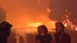 coimbra portugal feu incendie