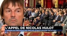 """Cop 21 : """"Paris doit être un moment d'action"""", affirme Hulot"""