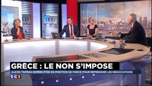 """Hollande-Merkel sur la Grèce : """"Fondamental qu'ils s'entendent bien"""" pour Michel Barnier"""