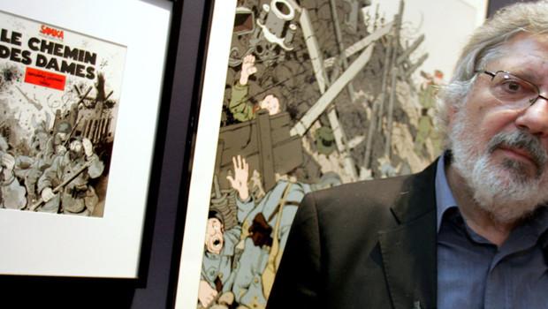 Jacques Tardi, l'auteur de BD français, a refusé la légion d'honneur qui lui était attribué le 1er janvier 2013.