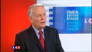 LCI - Jean-Marc Ayrault est l'invité politique de Julien Arnaud