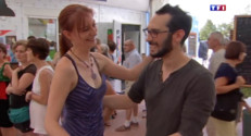 """Le 13 heures du 31 juillet 2015 : A Strasbourg, les danseurs se la jouent """"année folles"""" - 1747"""