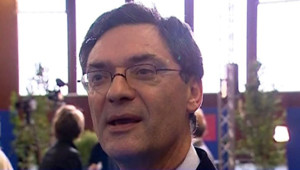 Patrick Devedjian, secrétaire général de l'UMP