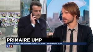 """Primaire UMP : Sarkozy """"a pris acte que son retour n'était pas un sacre absolu"""""""