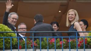 Steven Spielberg, Thierry Frémaux ou encore Nicole Kidman à Cannes le 15 mai 2013.