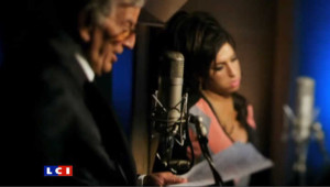 Un enregistrement inédit d'Amy Winehouse avec Tony Bennett.