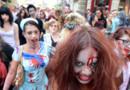 """Une """"Zombie Walk"""" en septembre 2012 à Strasbourg"""