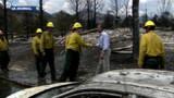 Sur le théâtre des incendies, Obama promet l'aide fédérale au Colorado