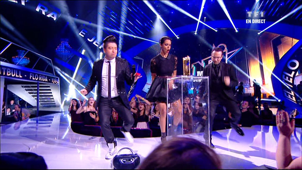Chris marquez shy m et jean marc genereux nrj music awards 2013
