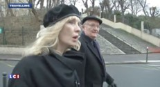 Jim Broadbent et Lindsay Duncan - Un week-end à Paris