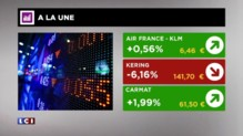 La Bourse de Paris du vendredi 4 septembre 2015