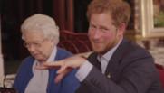 Prince Harry Elizabeth II Obama