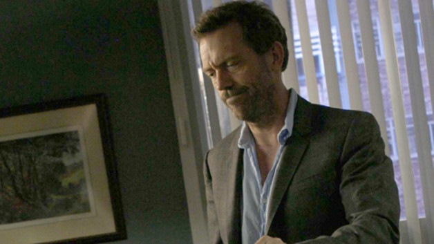 Dr Gregory House (Hugh Laurie) dans Dr House, Saison 02 Episode 11