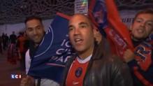 Football : le PSG et ses supporteurs fêtent le titre de champion