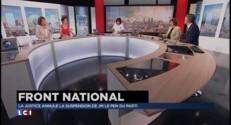 """Front National : """"Jean-Marie Le Pen est en train de sortir par la petite porte"""""""