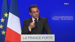 La crise au coeur des préoccupations de Sarkozy