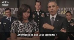 Le Prince Harry et Elizabeth II mettent KO les Obama sur Twitter