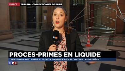 """Primes en liquide : """"Si c'était à refaire, je ne le referais pas"""", affirme Guéant"""