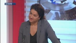 Valérie Nataf sur LCI