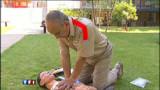 Le bouche-à-bouche n'est plus recommandé en cas de crise cardiaque