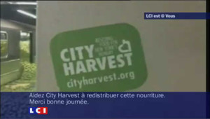 City Harevest, association caritative Américaine