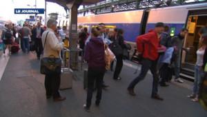 En gare de Lyon Part-Dieu, le 30 juin 2012.