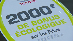 Le bonus écologique.