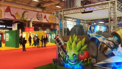 Paris Games Week 2014