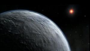 planète étoile