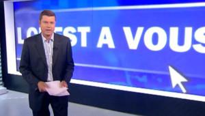 TF1 / LCI Damien Givelet présente LCI est à vous