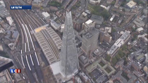 The Shard, un diamant de verre en plein cœur de Londres