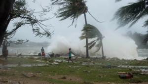 Vanuatu fortement touché par le cyclone Pam