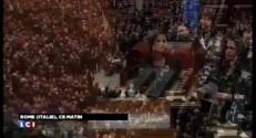 Italie : Sergio Mattarella élu à la présidence de la République