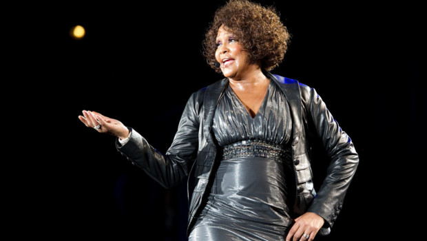Whitney Houston en concert le 23/05/2010