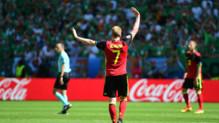 Belgique Irlande Eire De Bruyne Euro 2016