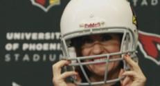 Jen Welter est la première femme à devenir coach en NFL.