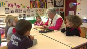 """""""Lire et faire lire"""", quand les retraités font la lecture aux enfants"""