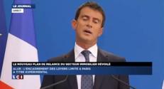 """Manuel Valls à un journaliste : """"Ça ne m'étonne que vous me posiez cette question"""""""