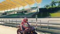 MotoGP 2015 - Honda tests - Casey Stoner