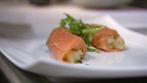 TF1-LCI, rouleaux de saumon