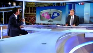 """Valls : """"Nous ne pouvions plus nous permettre ce spectacle donné ces dernières semaines"""""""