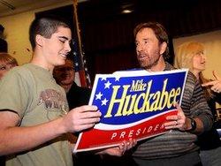 People : Chuck Norris