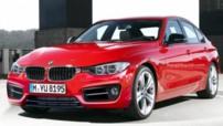 BMW Série 3 façon Theophilus Chin