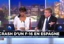 """Crash d'un F-16 en Espagne : """"Le décollage est la phase la plus difficile d'un vol"""""""