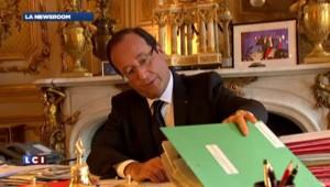 Hollande répond à Trierweiler et s'explique sur son impopularité